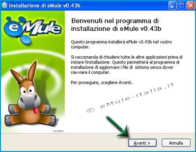 Emule Italia Guida Di Base Guida Passo Passo Alluso Di Emule